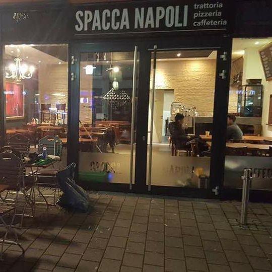 Spaccanapoli Restaurant Freiburg