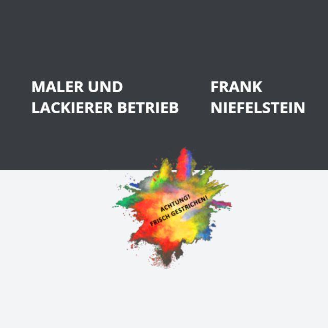 Maler und Lackierer Betrieb Frank Niefelstein